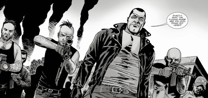 Ниган появится в The Walking Dead уже скоро