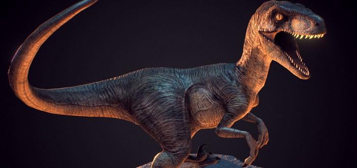 Рендеры и анимации отмененной игры по Jurassic World