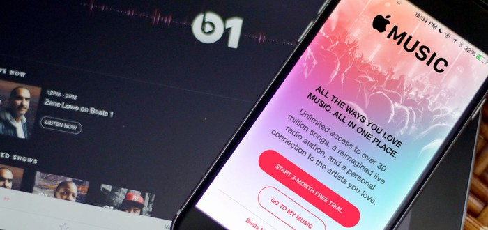 Apple Music доступен на Android