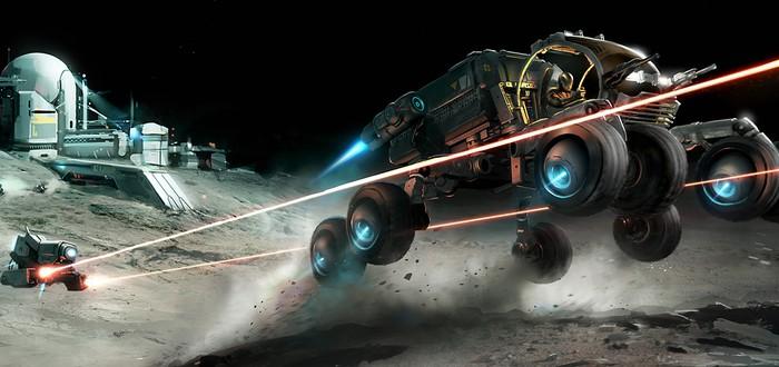 Планетарная посадка в новом видео Elite: Dangerous Horizons