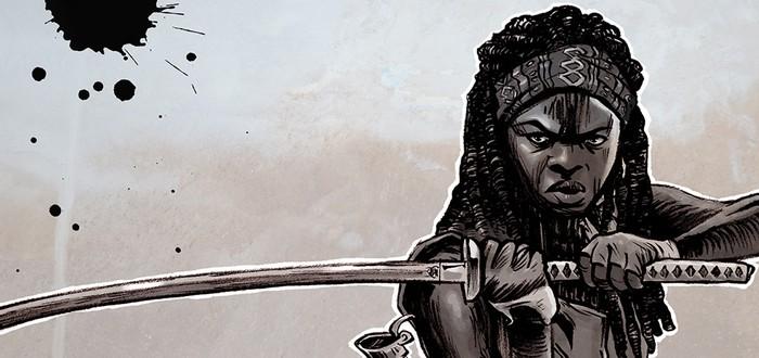 The Walking Dead: Michonne выглядит свежей и брутальной