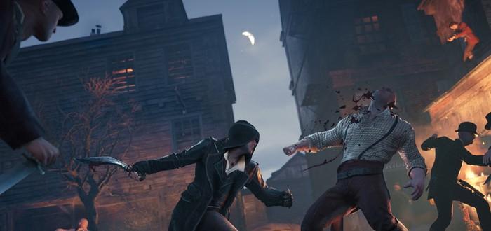 Трейлер технологий GameWorks от Nvidia в Assassin's Creed: Syndicate