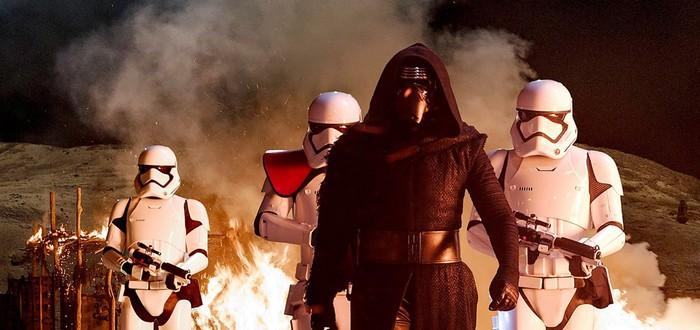 Расширенный рекламный ролик The Force Awakens