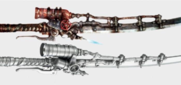 Фанаты создали настоящий огненный меч Шишкебаб из Fallout 4