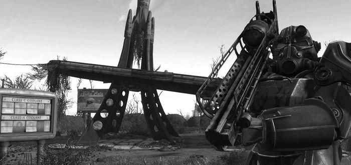 Fallout 4 привел к падению трафика на PornHub