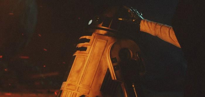 Еще один рекламный ролик The Force Awakens