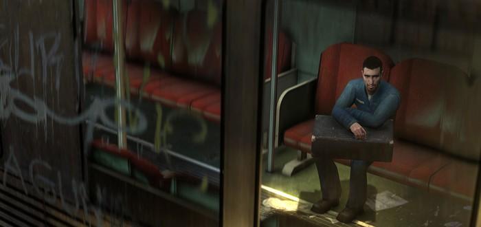 Slowpoke Report: Half-Life 2 вышла 11 лет назад
