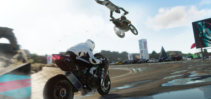 The Crew: Wild Run доступна для скачивания в Uplay