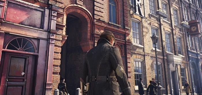 Новые драйвера Nvidia для Assassin's Creed: Syndicate