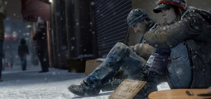Beyond: Two Souls для PS4 на следующей неделе, Heavy Rain весной
