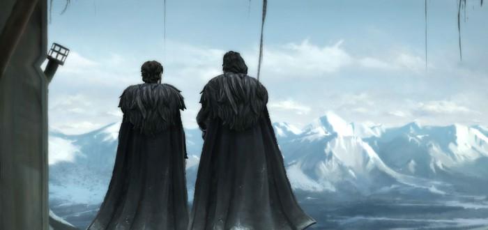 Telltale подтвердила второй сезон Game of Thrones