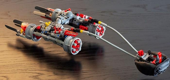 LEGO Technic Джо Гана