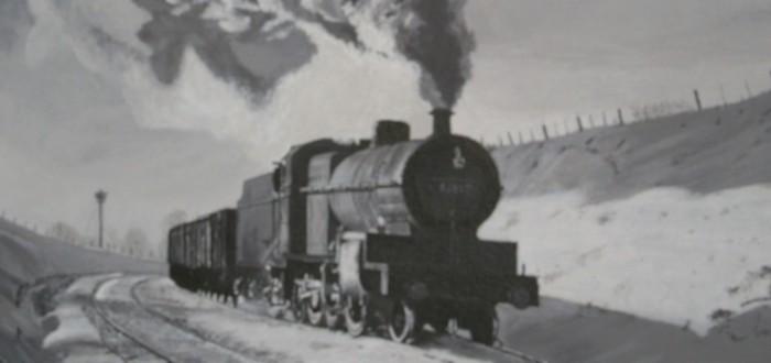 Сколько метров полотна нужно удалить, чтобы поезд сошел с рельcов
