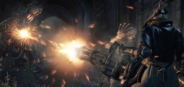 Море нового геймплея DLC Bloodborne: The Old Hunters