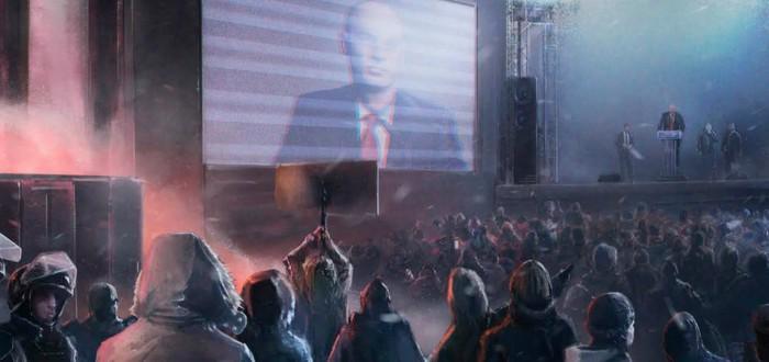 Состоялся релиз политического симулятора VirCities