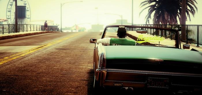 Crash Bandicoot в GTA V