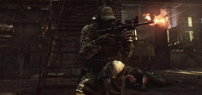 Геймплейный трейлер российской MMOFPS Escape From Tarkov