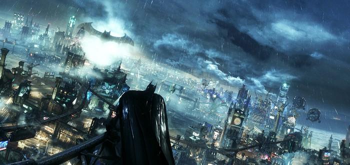 Вышел новый патч Batman: Arkham Knight для PC