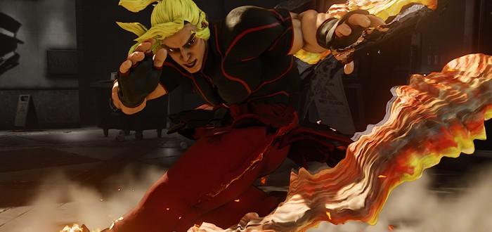 Street Fighter V распланирован на 5 лет
