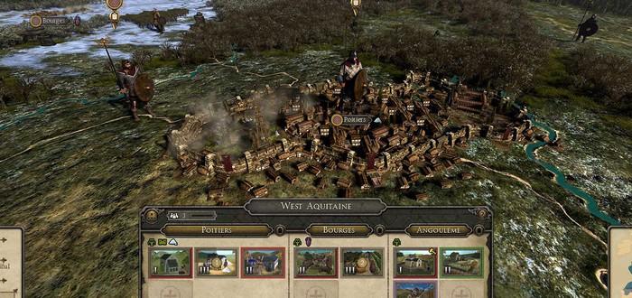 Скриншоты и трейлер дополнения Total War: Attila — Age of Charlemagne