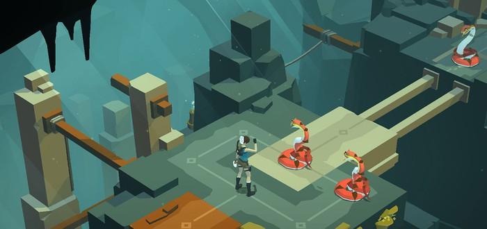 Lara Croft Go получила бесплатное дополнение
