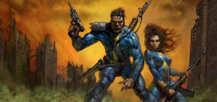 Мод для Fallout: New Vegas воссоздает оригинальный Fallout