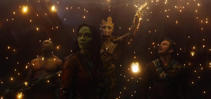 Guardians of The Galaxy 2 в предпродакшене