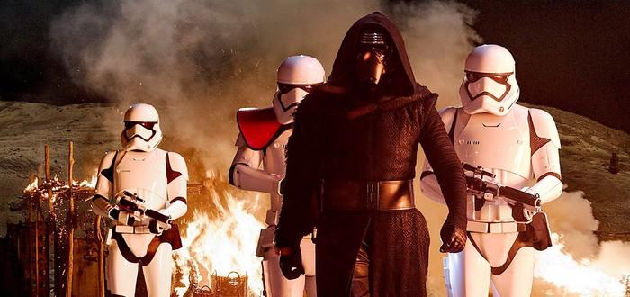 Расширенная ТВ-реклама Star Wars: The Force Awakens