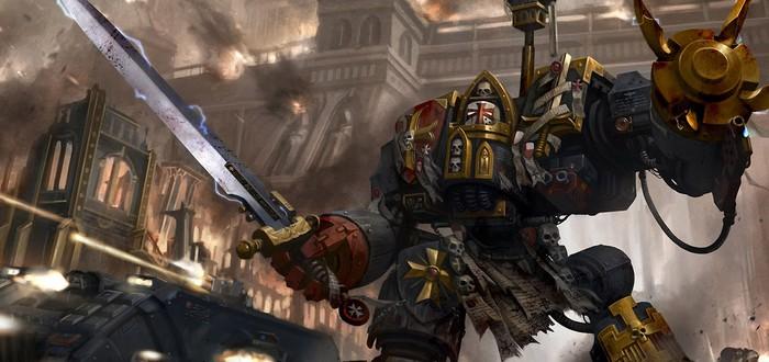 Геймплей из закрытой альфы Warhammer 40,000: Eternal Crusade
