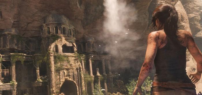 "Microsoft и Square Enix ""очень довольны"" продажами Rise of the Tomb Raider"