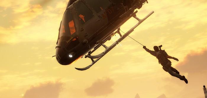 Just Cause 3 страдает от падения частоты кадров на PS4 и Xbox One