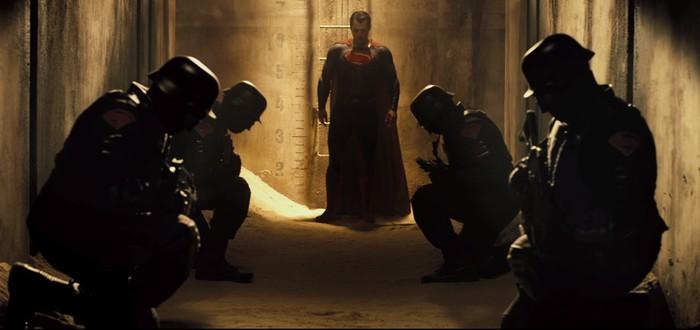 50 секунд из Batman v Superman: Dawn of Justice