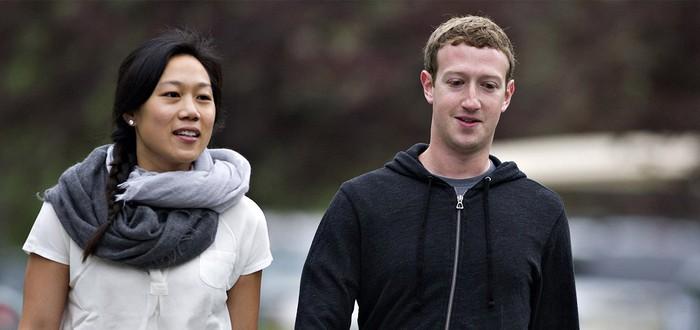 99% акций Facebook на благотворительность