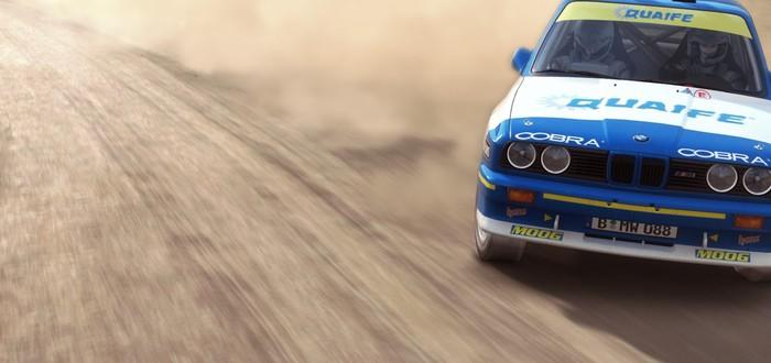 DiRT Rally все же выйдет на консолях