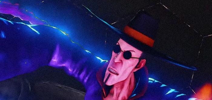 PSX 2015: Capcom анонсировала нового бойца Street Fighter 5