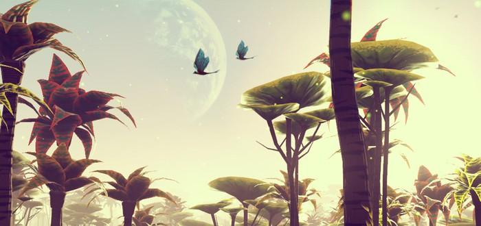 PSX 2015: Геймплей No Man's Sky