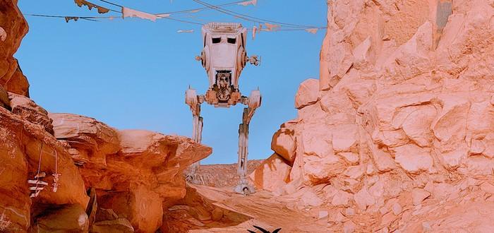 Новые скриншоты мода Star Wars: Battlefront на реалистичную графику