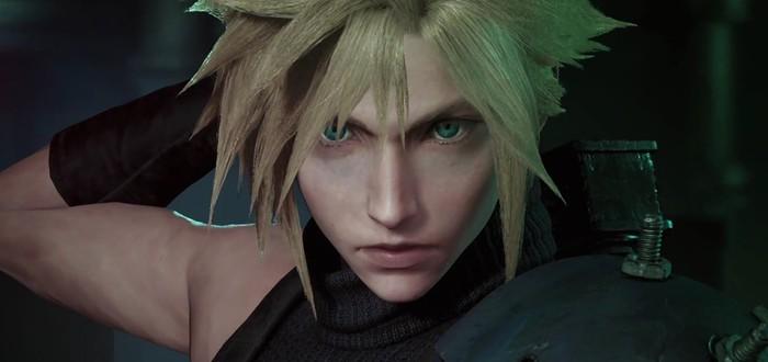 Как менялся Клауд из Final Fantasy 7