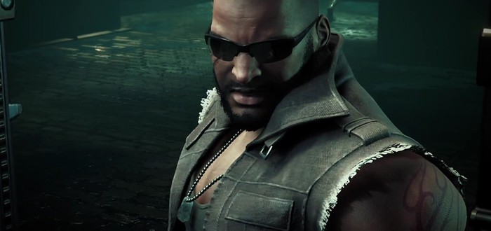 Ремейк Final Fantasy 7 создают на Unreal Engine 4