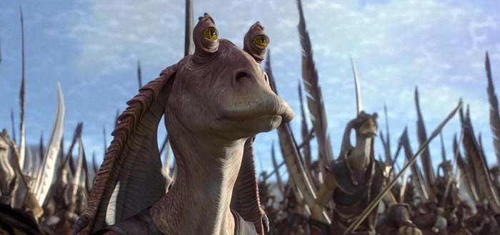 Джа-Джа Бинкс не появится в The Force Awakens