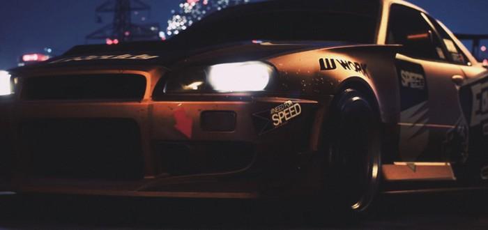 Анонс бесплатного DLC Legends для Need for Speed