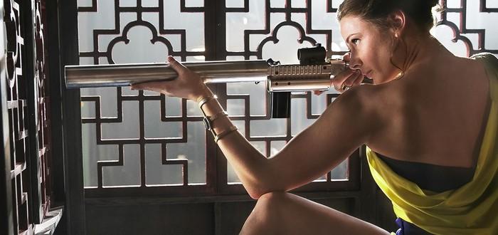 Ребекка Фергюсон может вернуться в Mission: Impossible 6