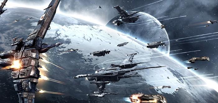 Новый крупный апдейт EVE Online: Operation Frostline