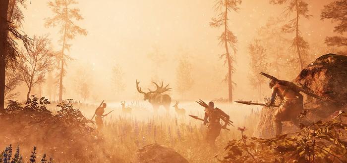 11 минут геймплея Far Cry Primal на PS4
