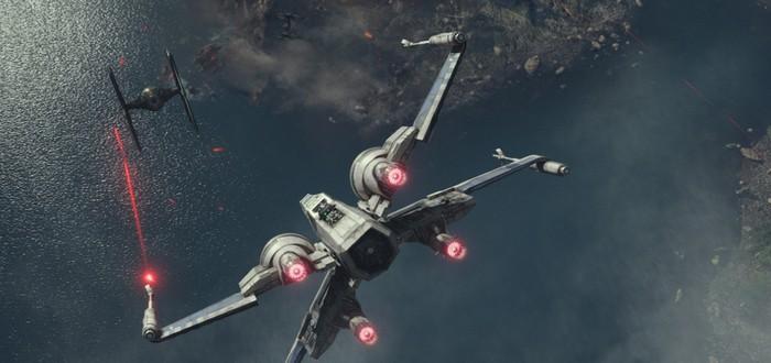Новый трейлер The Force Awakens