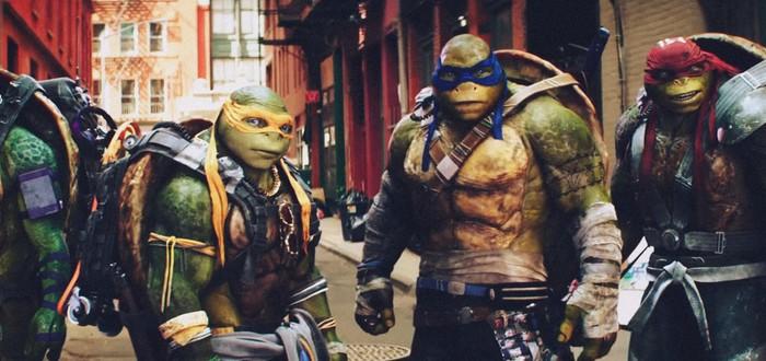 Первый трейлер Teenage Mutant Ninja Turtles 2