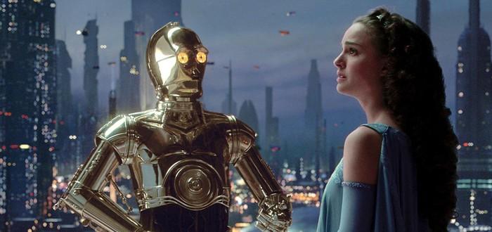 C-3PO сделал специальное обращение к русским фанатам