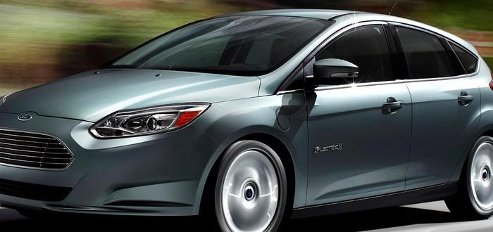 Ford инвестирует $4.5 миллиарда в электро-автомобили