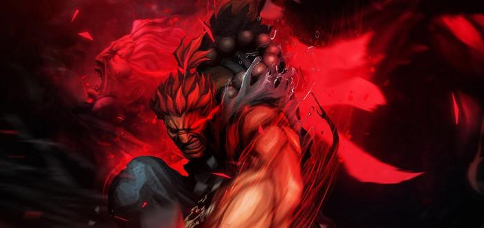 Новым персонажем Tekken 7 станет Акума из Street Fighter
