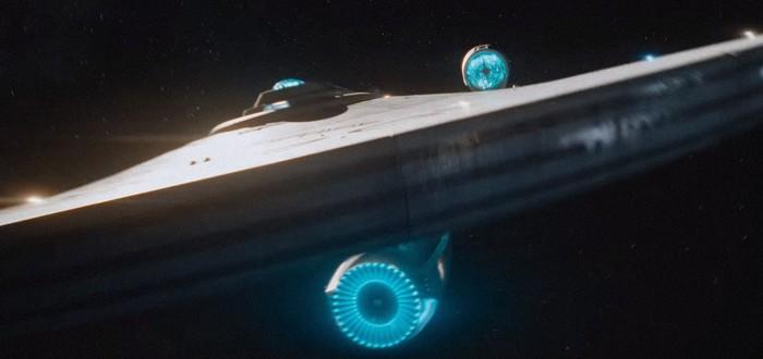 Первый трейлер Star Trek Beyond